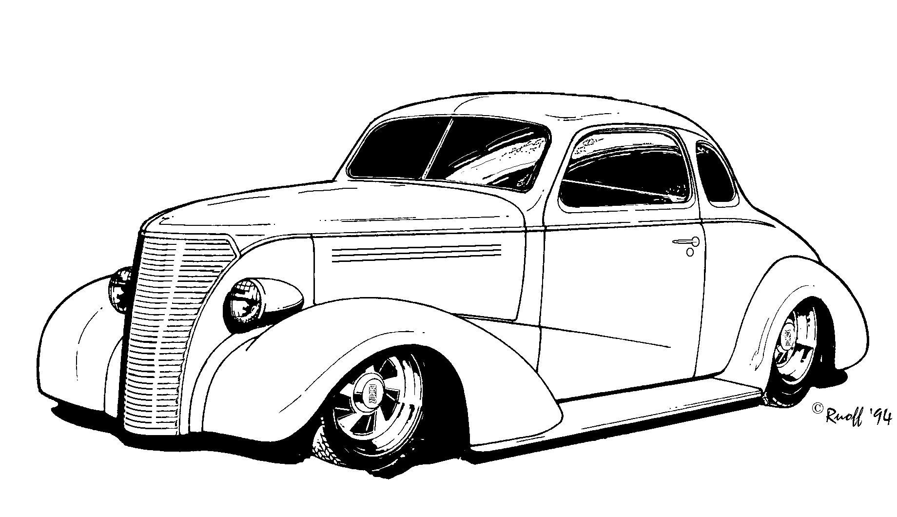 My 38 | 38 Chevy
